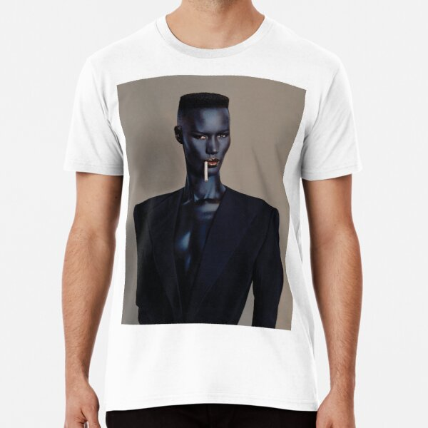Night Clubbing - Grace Jones Premium T-Shirt