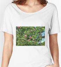 Shaving Brush Tree 6 Women's Relaxed Fit T-Shirt