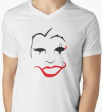 Doctor Who - The Chief Clown Men's V-Neck T-Shirt