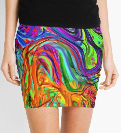 Transcendental Mini Skirt
