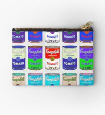 Andy Warhol Campbell Soup Cans  Studio Pouch