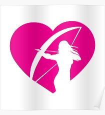 love archer Poster