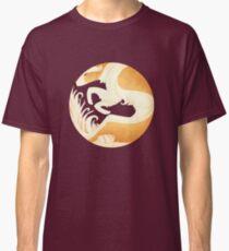 Geometric dogs - Borzoi Classic T-Shirt