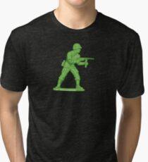 Toy Soldier Tri-blend T-Shirt