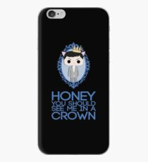 Crowned Moriarty iPhone Case