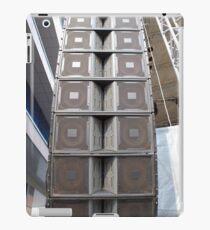 Concert equipment loudspeaker music tower iPad Case/Skin