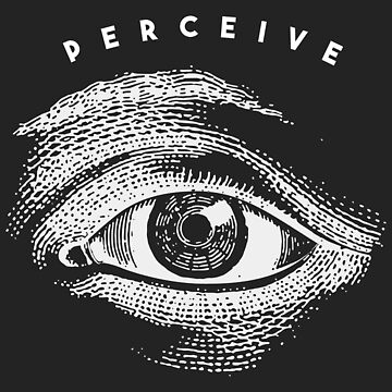 All Seeing Eye: Perceive (illumana-T) by pubicbear