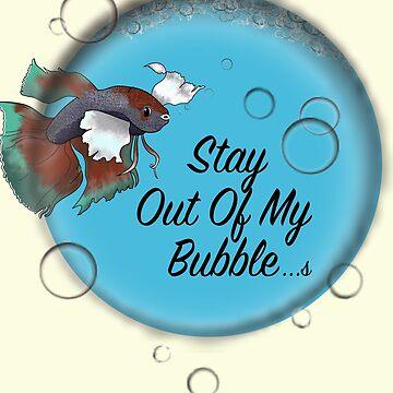 Betta Bubbble V2 by LindasDesign