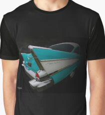 57 Fins Graphic T-Shirt