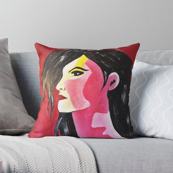 Popart Throw Pillow