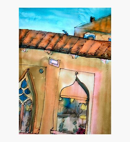 Florence Windows Photographic Print