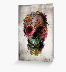 Skull 2 Greeting Card