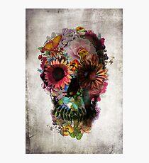 Skull 2 Photographic Print