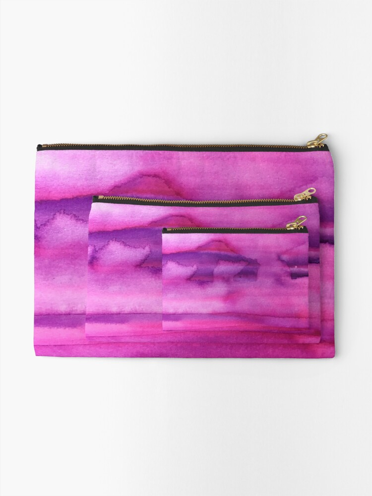 Alternate view of Dreaming Zipper Pouch