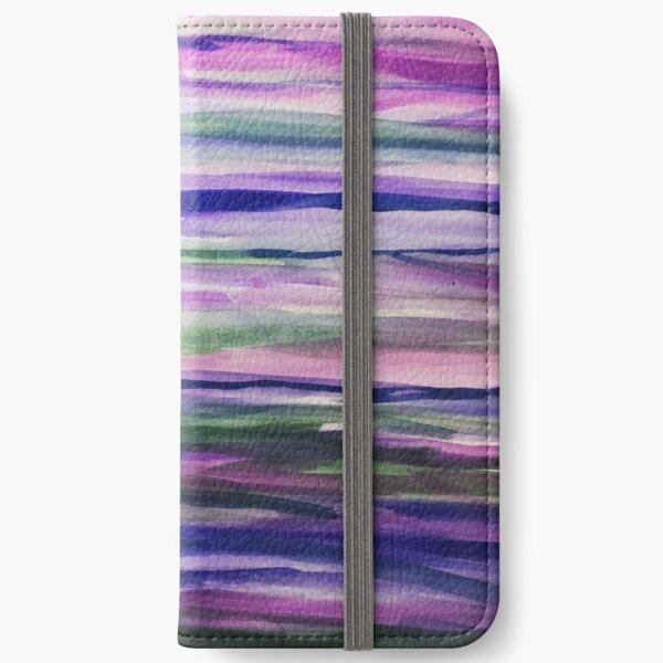 I Like to Mauve It iPhone Wallet