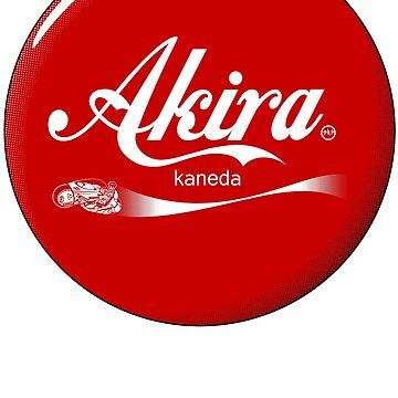 Akira Cola - sticker by RevolutionGFX
