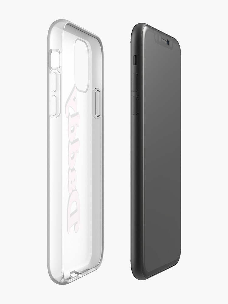 Coque iPhone « papa », par jenkii