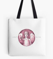Don't Blink 2 Tote Bag