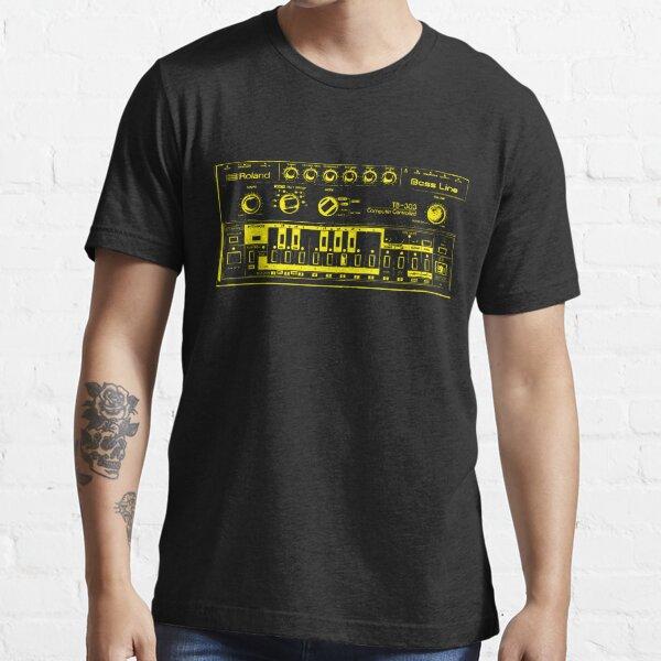 Roland TB-303 Bass Line Essential T-Shirt