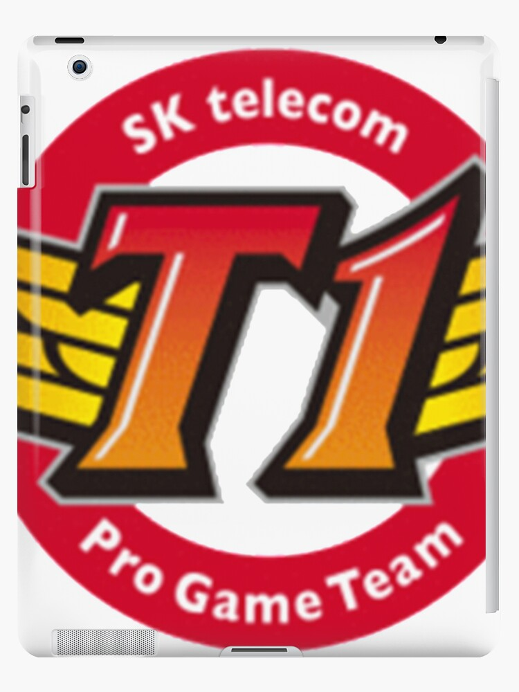 'SKT1 Lck lol' iPad Case/Skin by pompomcherryy