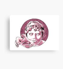 Don't Blink 3 Canvas Print