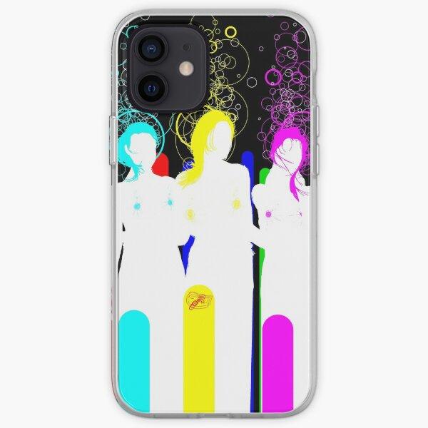 quadricromia c iPhone Soft Case