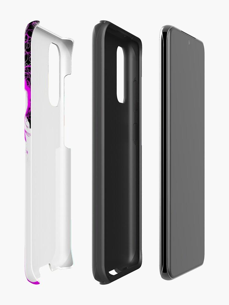 Alternate view of quadricromia c Case & Skin for Samsung Galaxy
