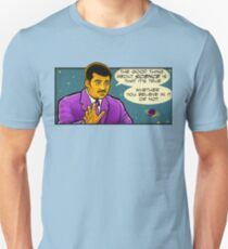 """Neil Tyson Quote Shirt """"The Good Thing About Science"""" Nerdy Scientist Quotes Unisex T-Shirt"""