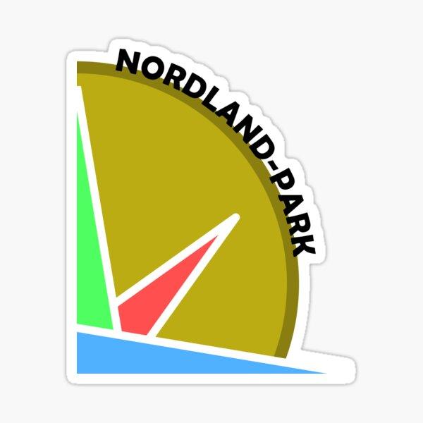 Nordland-Park BigLogo Sticker