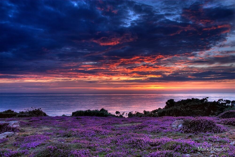 St Ouen Sunset by Mark Bowden