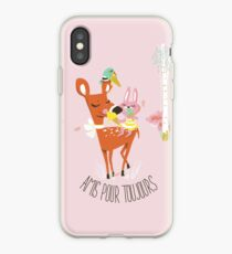 Friends forever Coque et skin iPhone