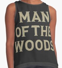 Justin Timberlake | Man Of The Woods Contrast Tank