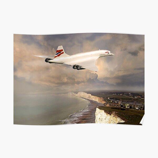 Concorde. Fin d'une époque. Poster