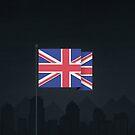 United Kingdom by FlatFlags