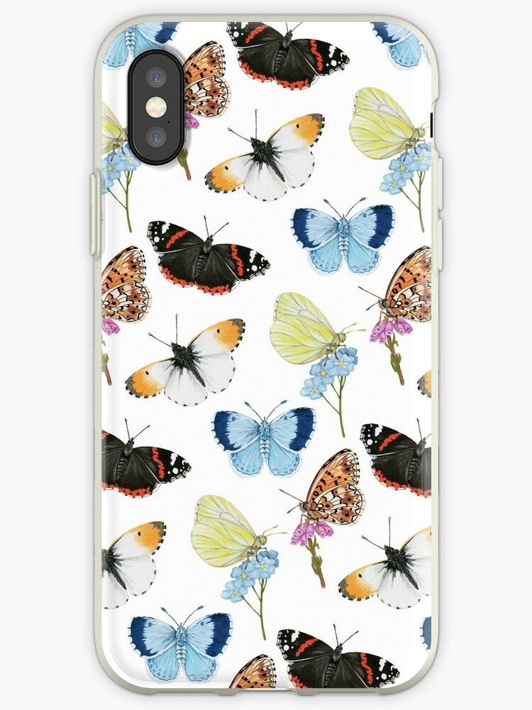 British Butterflies by Laura Stanley