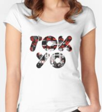 TOKYO Women's Fitted Scoop T-Shirt