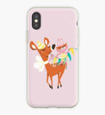 Party friends Coque et skin iPhone