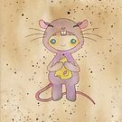 Kigurumi Chinese Zodiac: Rat by Sophia Adalaine Zhou