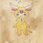Kigurumi Chinese Zodiac: Ox by Sophia Adalaine Zhou