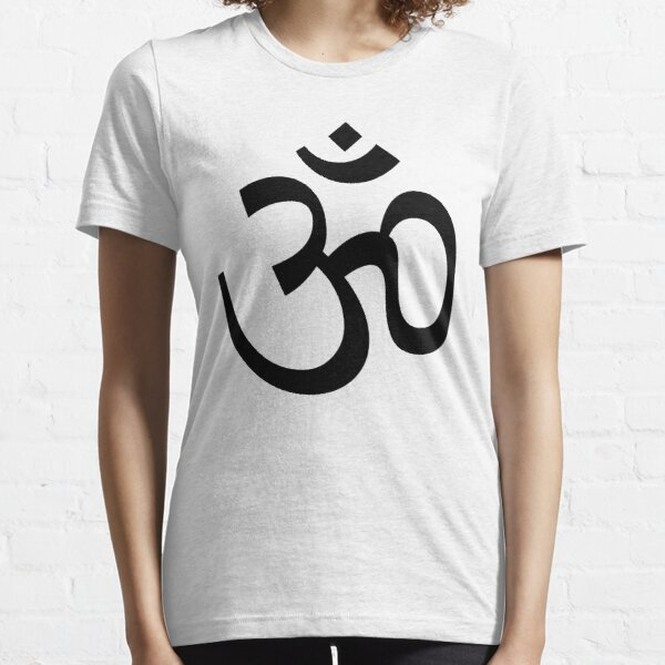 Indian Hindu Aum Om Symbol Essential T-Shirt
