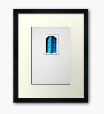 simply so Framed Print