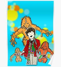 4 and Zygons Poster