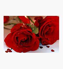 Romance Photographic Print