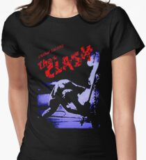 london calling Women's Fitted T-Shirt