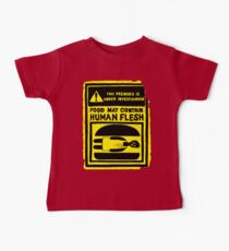 HUMAN FLESH Baby Tee