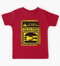 HUMAN FLESH Kids Tee
