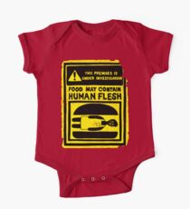 HUMAN FLESH One Piece - Short Sleeve