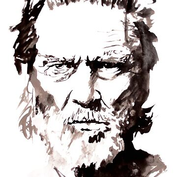 jeff bridges by pechane