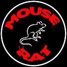 Maus Ratte, Maus, Ratte, Parks, Andy, Erholung, TV, Show, Hipster, Dwyer. von komank83