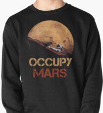 Occupy Mars Spacex Starman Pullover